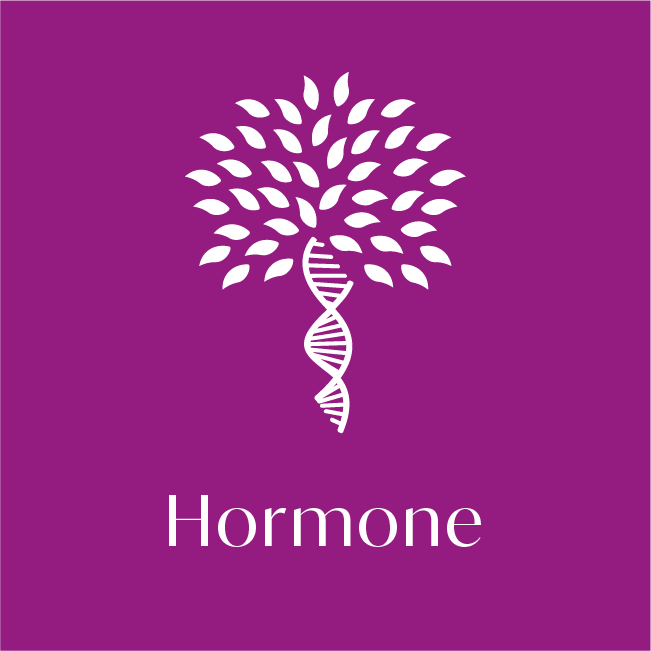 hormone health test icon